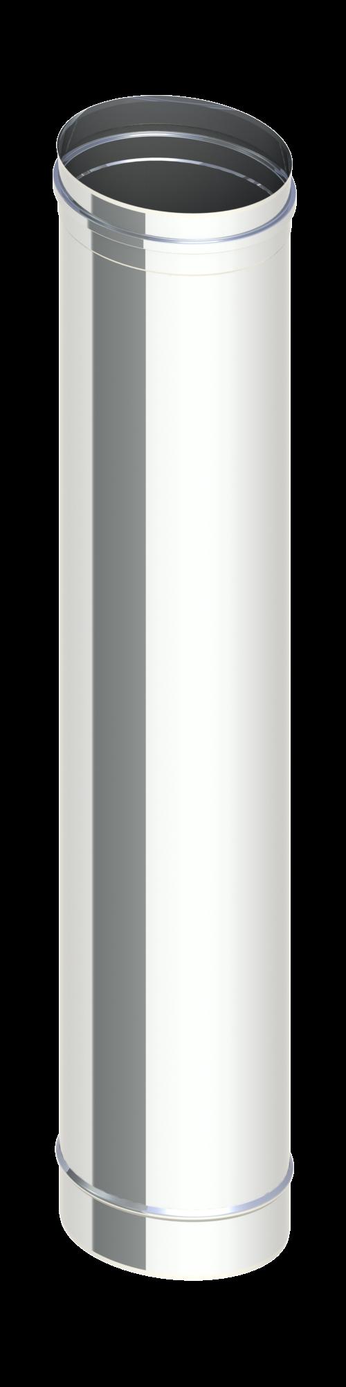 Insatsrör oval 1 m, h =94 cm