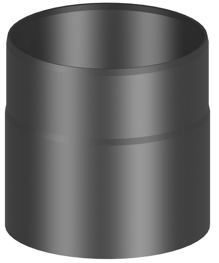 Skorstensrör 15 cm