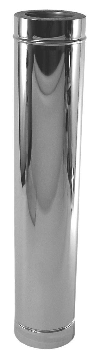 Skorstenslängd isolerad med låsband, h=94 cm