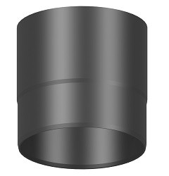 Verbreding 120 mm  naar 150 mm dikwandig
