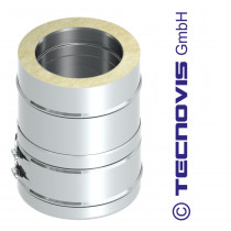 Längd 25 cm med låsband, h=19 cm