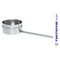 Lock för tätning i t-rör och kondensavtappning 25 cm