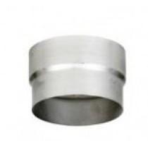 Övergång skorstensrör 2 mm - insatsrör
