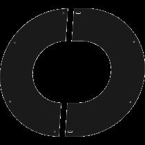 Täckplåt delad 0-15°
