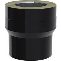 Övergång dubbelväggig 32 till 50 mm